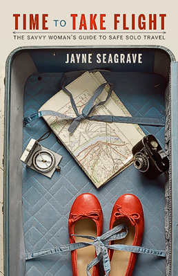 Time to Take Flight - Jayne Seagrave